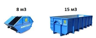 контейнеры для мусора во Львове